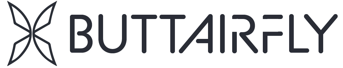 Logo Buttairfly